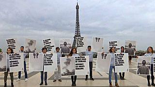 اعتراض فعالان سازمان عفو بینالملل به سفر ولیعهد عربستان به فرانسه