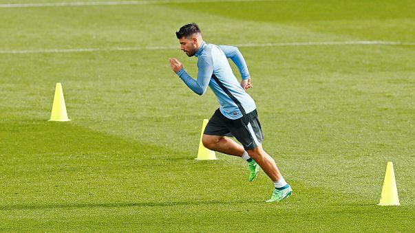Şampiyonlar Ligi: Manchester City ve Roma halen ümitli