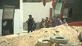 Centenares de rebeldes y civiles abandonan la ciudad siria de Duma