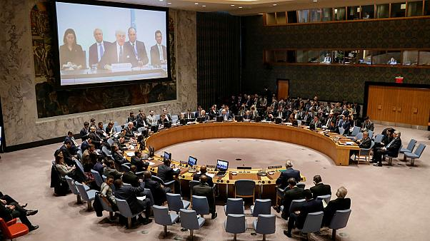 US, Russia clash over Syria at UN Security Council