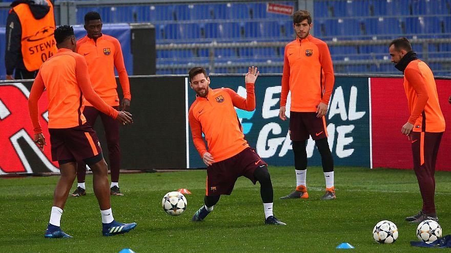 El Manchester City y la Roma buscan un milagro