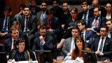 Mετωπική σύγκρουση στο Συμβούλιο Ασφαλείας του ΟΗΕ για τη Συρία