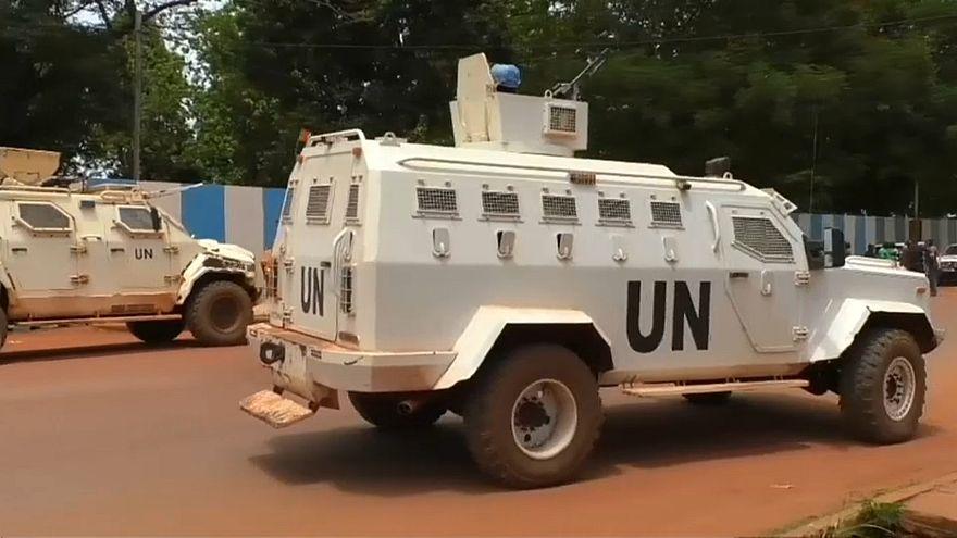 Ataque a base da ONU na República Centro-Africana