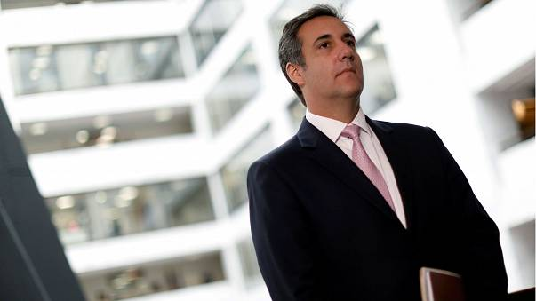FBI raids Donald Trump's lawyer's office for Stormy Daniels payment documents