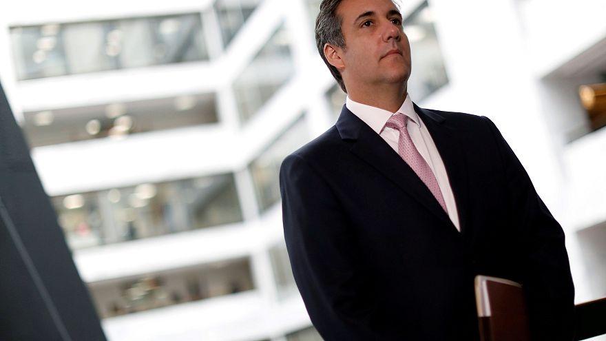 Cohen gilt nicht nur als Anwalt, sondern auch als Freund des US-Präsidenten
