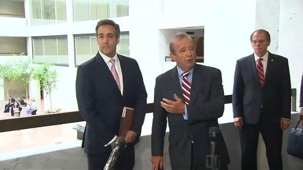 FBI'dan Donald Trump'ın avukatının ofisine baskın