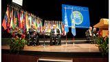 مؤتمر لمنظمة حظر الأسلحة الكيميائية
