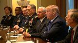 """Trump promete una respuesta """"contundente"""" por el ataque químico en Duma"""