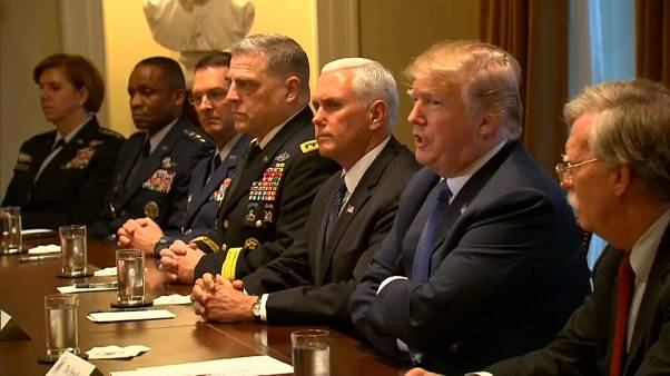 Suriye için zaman daralıyor: Trump kararını çok yakında açıklayacak
