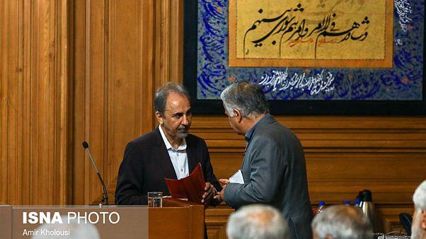پذیرش استعفای محمد علی نجفی شهردار تهران؛ حسینی مکارم سرپرست شهرداری شد