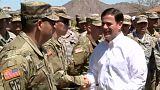 Despliegue de la Guardia Nacional en la frontera entre Arizona y México