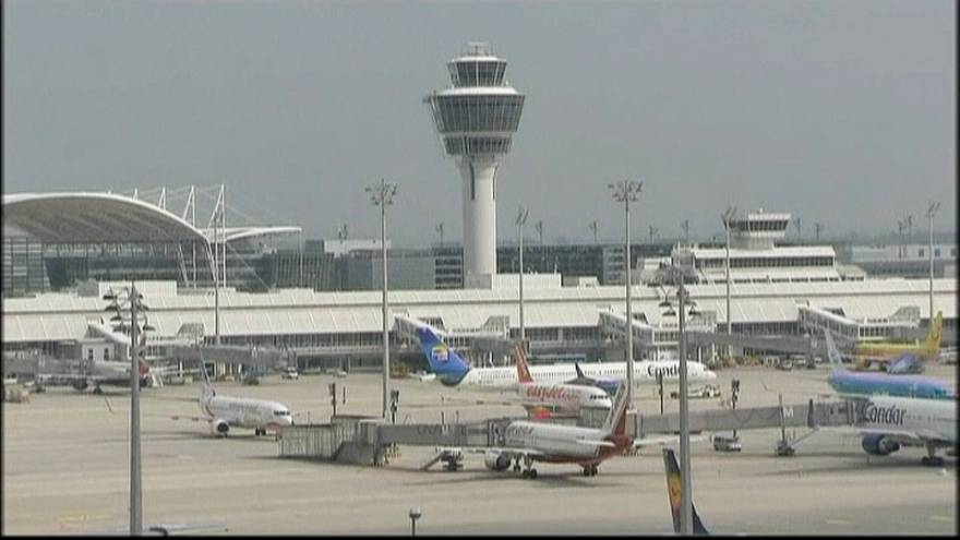 Las huelgas paralizan el transporte aéreo europeo
