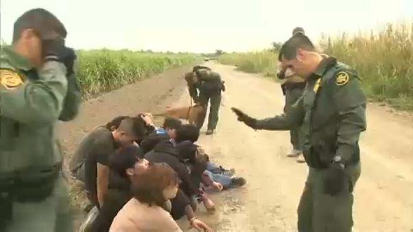 Trump katonákkal erősíti a határvédelmet