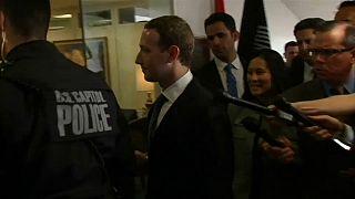 Facebook a rapporto davanti al Congresso USA