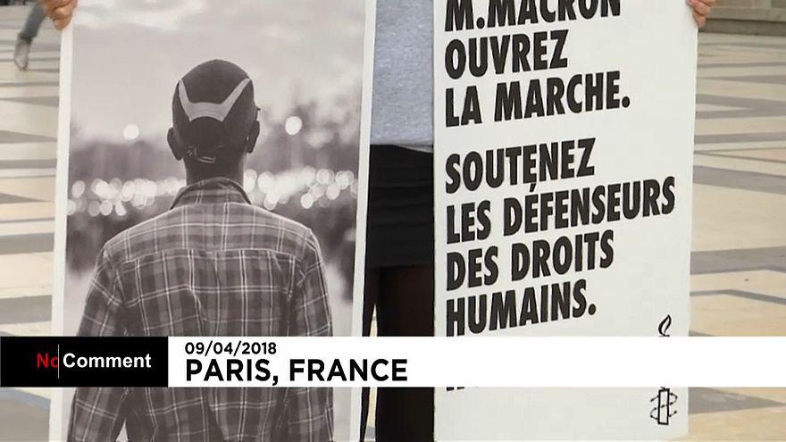 Amnesty International dénonce l'accueil réservé par la France au prince héritier saoudien