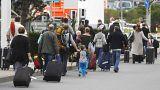 France et Allemagne : des centaines de vols annulés
