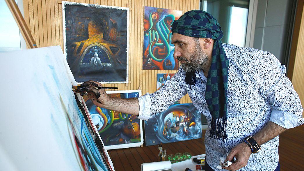 Emniyet Müdürü Ahmet Sula: En güçlü silah sanattır