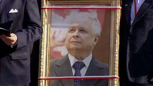 Польша: годовщина трагедии под Смоленском