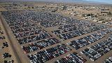 En Californie, des milliers de véhicules rappelés par Volkswagen