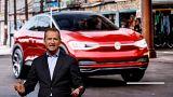 VW меняет гендиректора