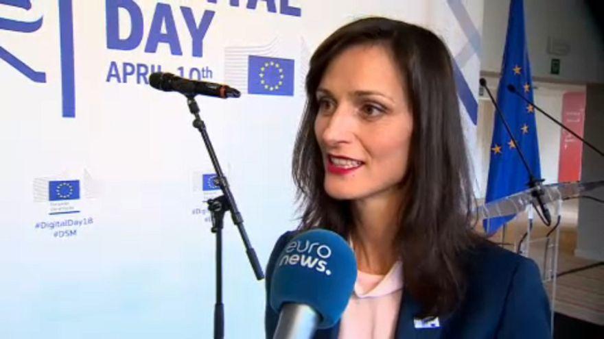 Цифровой день в ЕС и Цукерберг