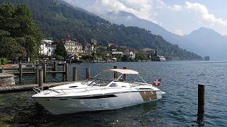 Den Schweizern geht es finanziell im Durchschnitt gut: Vierwaldstättersee