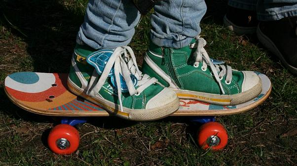 Are parents being tricked into buying children's shoes more often?