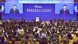"Xi Jinping promete ""nova fase de abertura"" comercial"