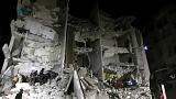 Идлиб: взрыв в жилом доме, два десятка жертв