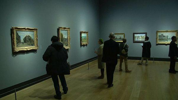 Monet em Londres até julho