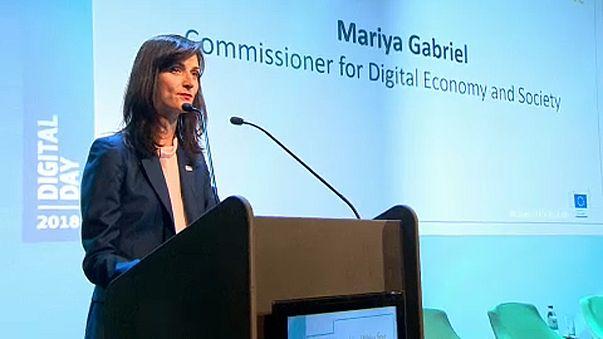 New EU digital law will 'protect personal data'