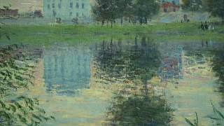 Monet, a Londra una mostra sul suo rapporto con l'architettura