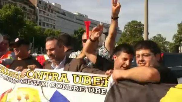 Неудача Uber в Европейском суде