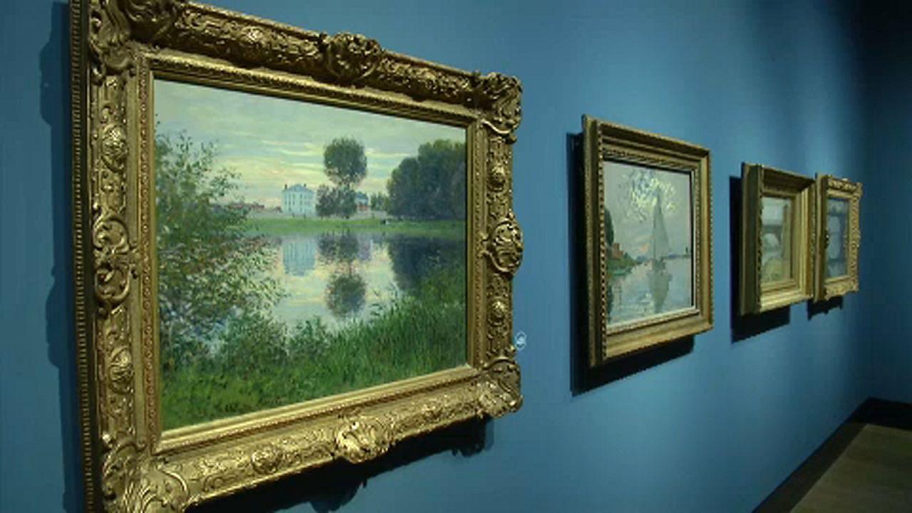 Monet és az építészet