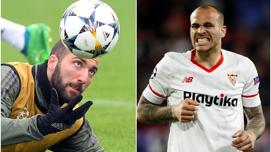 Champions League: nulla da perdere per Juventus e Siviglia