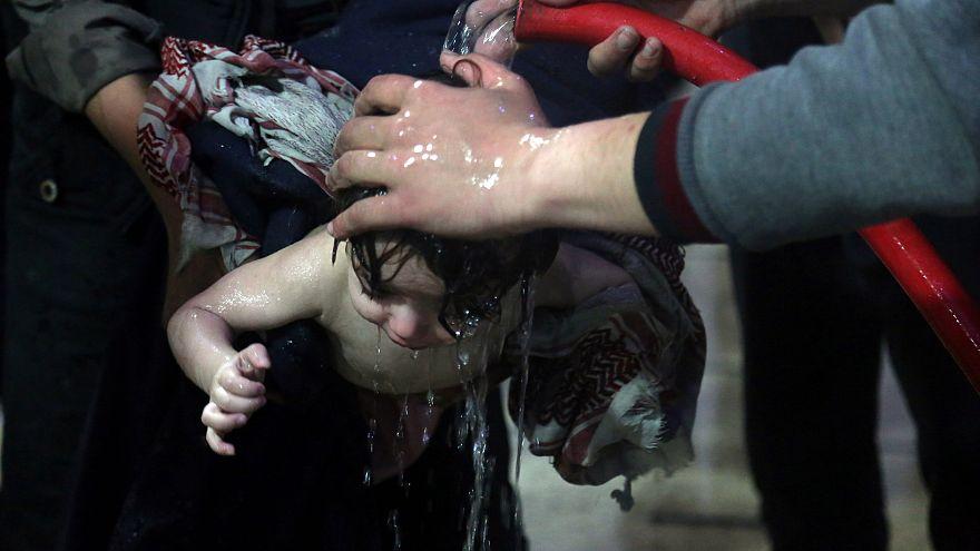 Совбез ООН спорит о химической атаке в Сирии