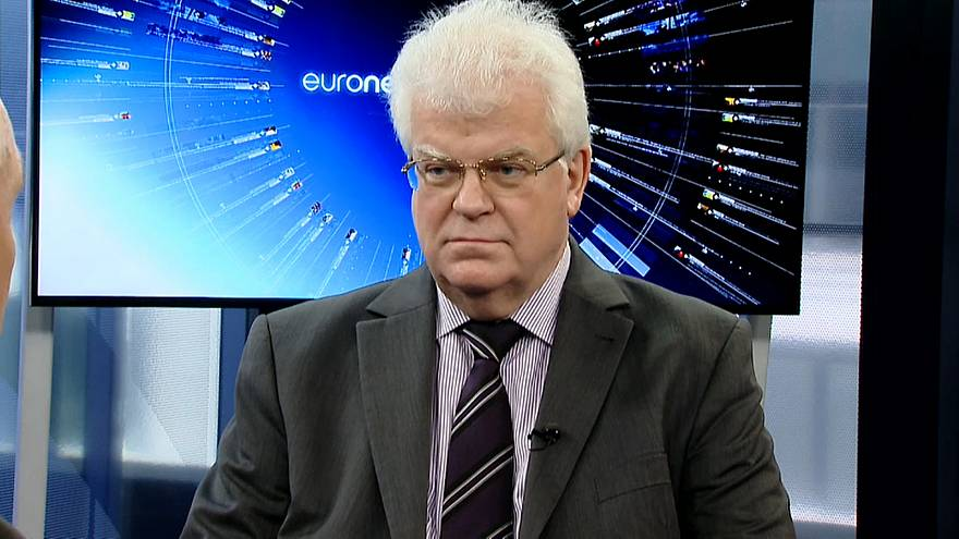 Rusya'nın AB Daimi Temsilcisi: Duma'da kimyasal saldırı olmadı