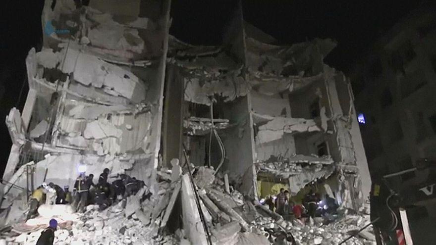 Idlib blast