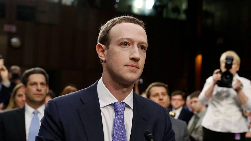 Facebook CEO Mark Zuckerberg testifies before Congress