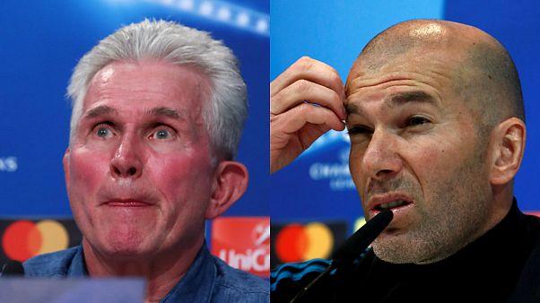 Real Madrid ve Bayern Münih rövanş maçlarına avantajlı çıkıyor