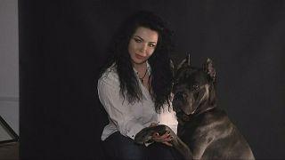 Pets photo studio opens in Ukraine