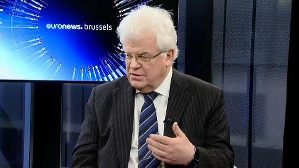 """Orosz EU-nagykövet: """"nem volt vegyi támadás Dúmában"""""""