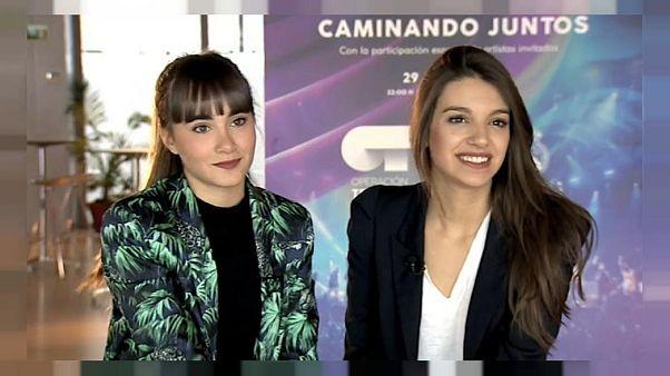 4 Mio Klicks für virales Video: Aitana und Ana verpassen ESC