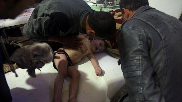 Il massacro a Douma fa vergognare la comunità internazionale