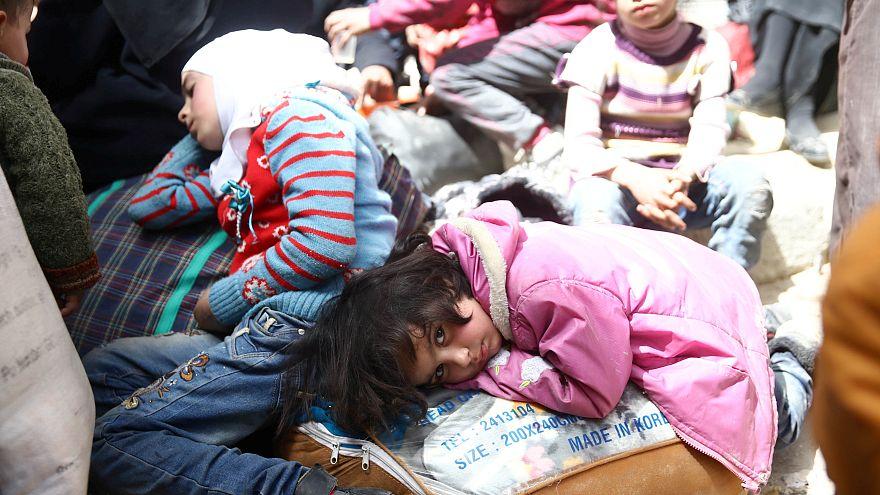 Ataque na Síria desafia determinação dos poderes ocidentais