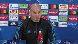 Zidane espera uma final frente à Juventus