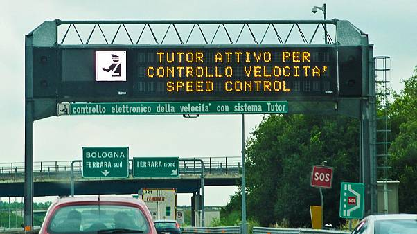 "Autostrade italiane condannata per i ""tutor"""