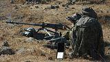 وزیر دفاع اسرائیل: تک تیراندازی که به سمت معترض فلسطینی شلیک کرد شایسته مدال است