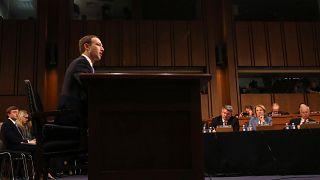 Facebook: il mea culpa di Zuckerberg al Congresso Usa