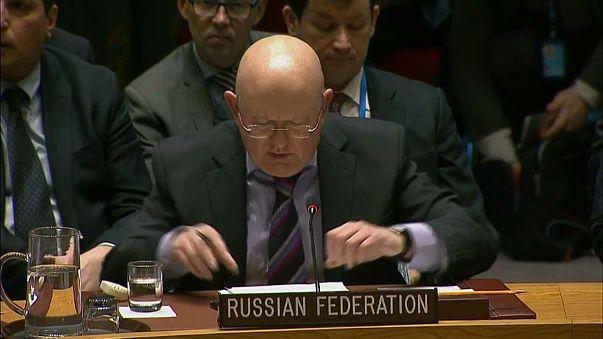 Rússia veta resolução dos EUA